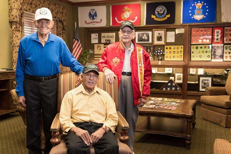 Florissant veterans