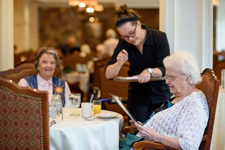 Greenbriar Cove Dining Service