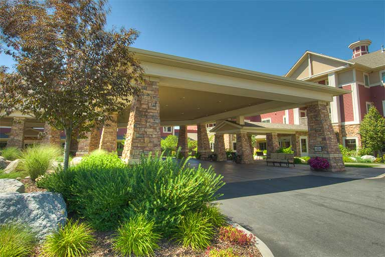 garden plaza of post falls independent and assisted living in post falls id