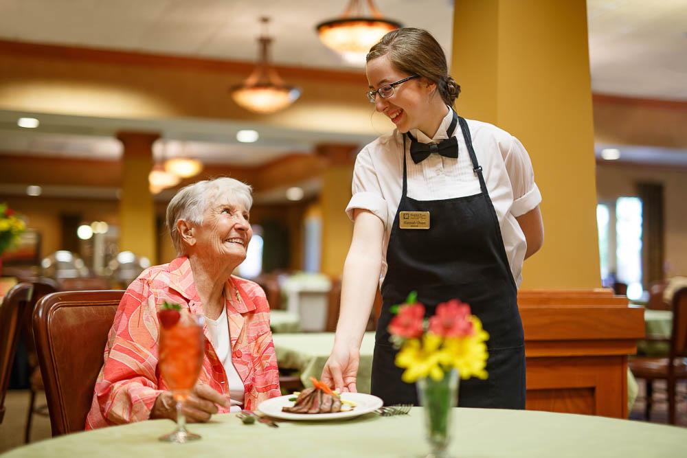 Century Park Dining Service