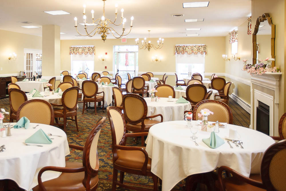 Cherry Hill Dining Room