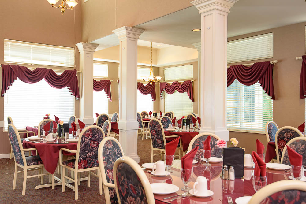 Colorado Springs Dining Room