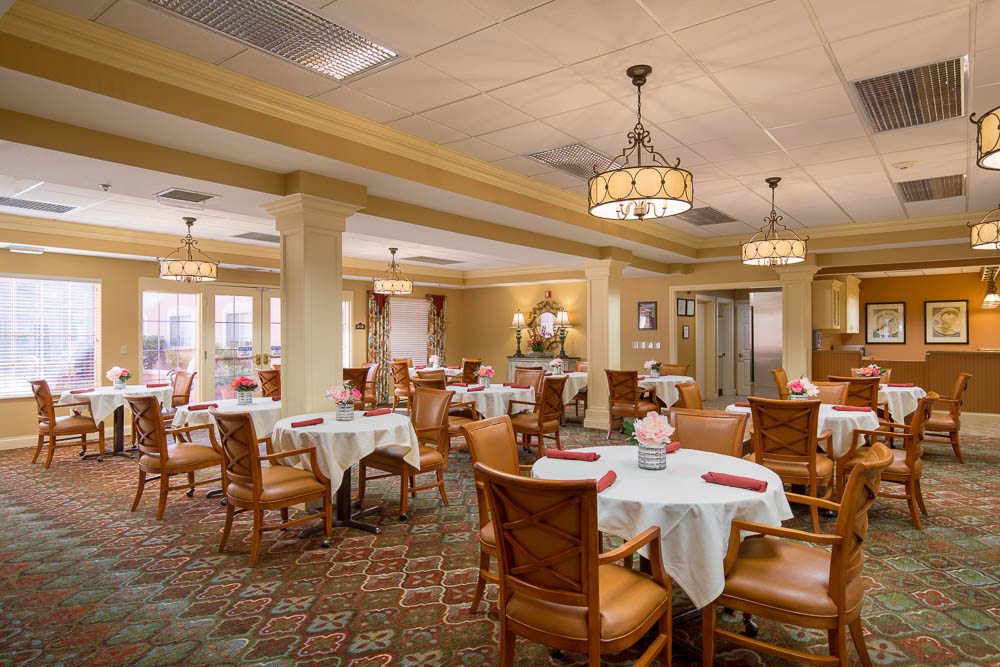 Paradise Valley Suite Community Dining