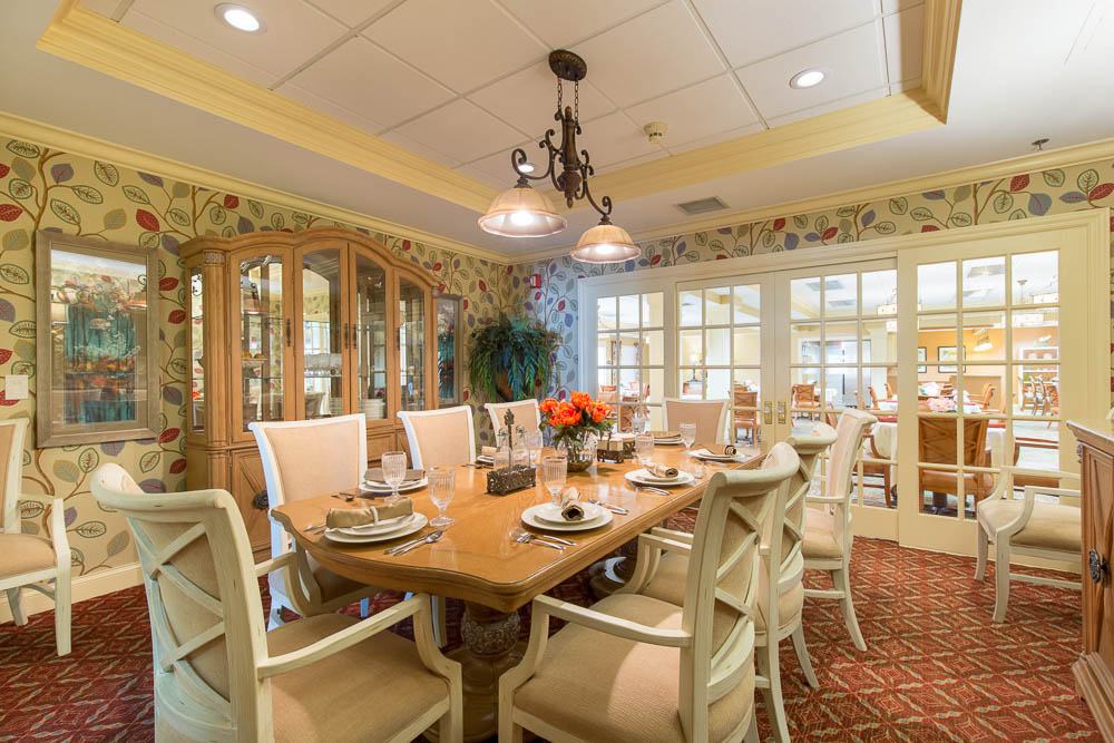 Paradise Valley Suite Private Dining