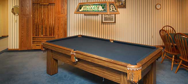 Bridgeview Billiards