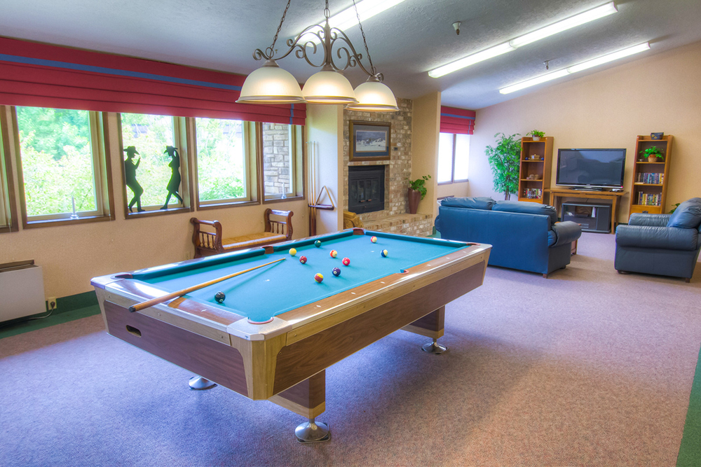 Cascade Park Billiards