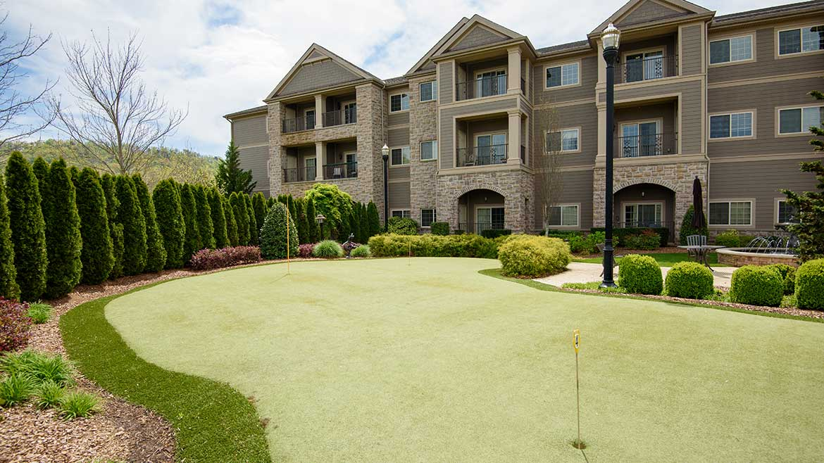 Greenbriar Cove Golf