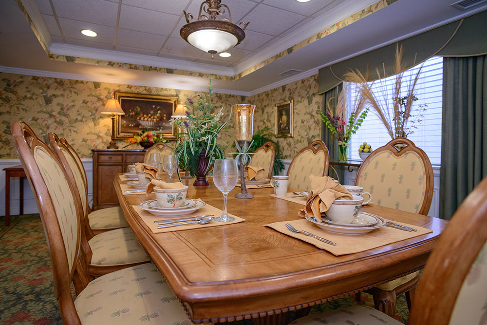 Inverrary Private Dining