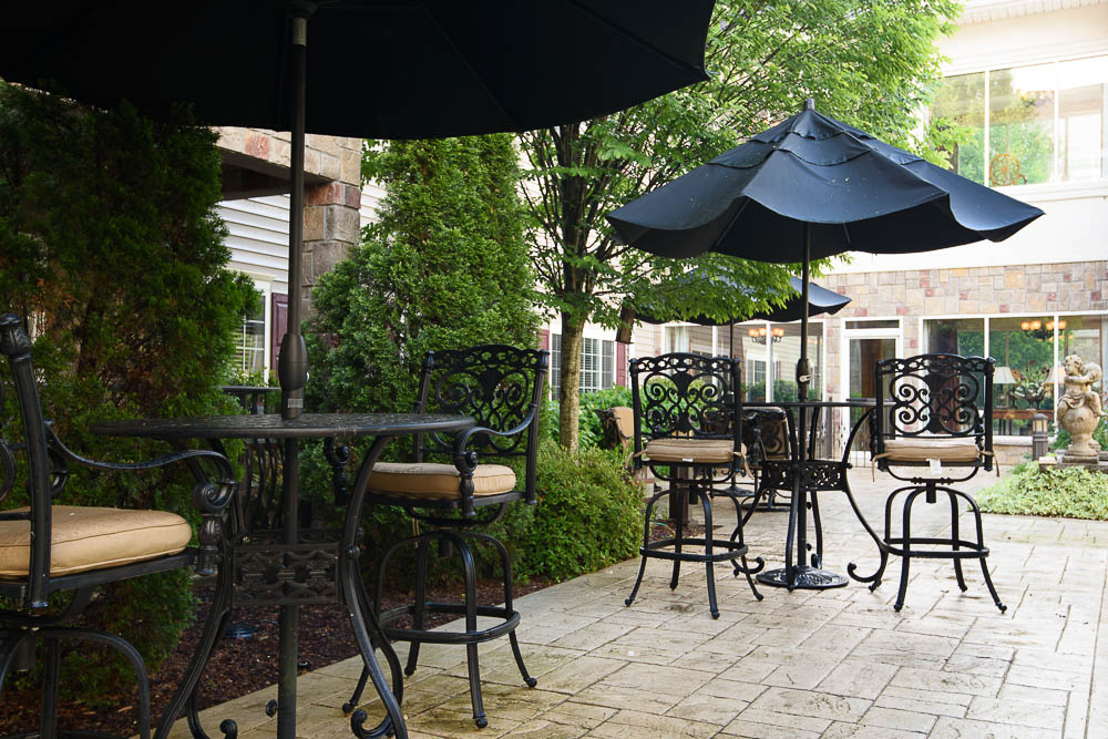 Lawrenceville Patio