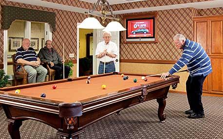 Cottesmore Billiards