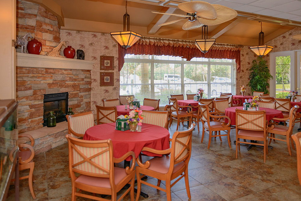 Port St Lucie Dining Room
