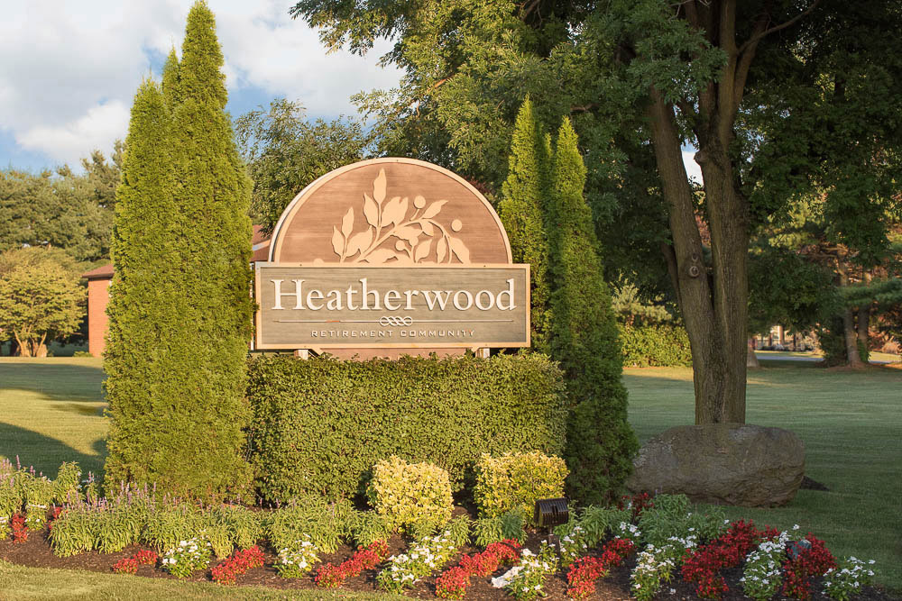 Heatherwood Welcome