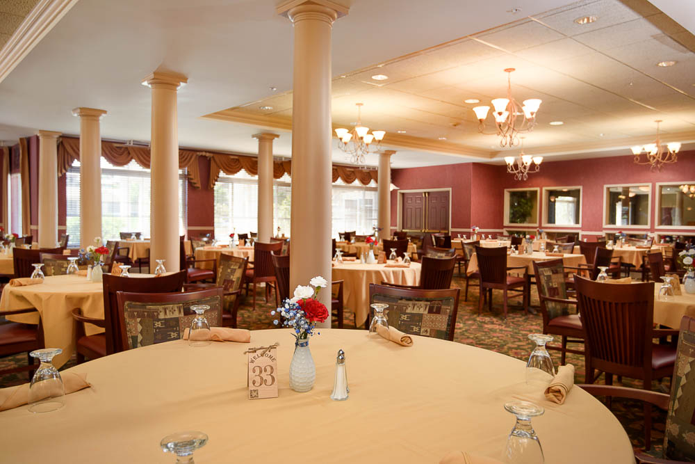 Inn Garden Plaza Dining Room