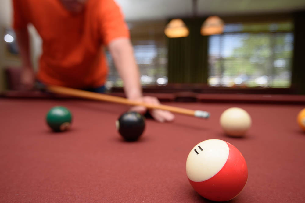 Inn Garden Plaza Billiards